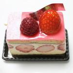 Sweets+Cafe' しゅくる - フレジェ