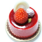 Sweets+Cafe' しゅくる - 苺のティラミス