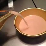 鶴橋きっちん - 黒豆マッコリ やかん(大)1,200円