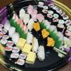 鮨一力 - 料理写真:大晦日のお寿司