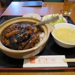 香港亭 - なす土鍋ご飯セット