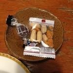 メキシコ - 尾道にもコーヒーにお菓子が付く文化有り?