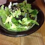 SOHSOH - 盛りのよいサラダ