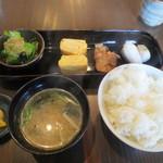 きりん家 - 和の朝ご飯