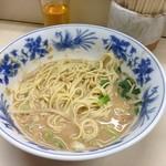 台湾料理 瑞鳳 北口店 - 芝麻醤麺(じーまーじゃ麺)和え麺
