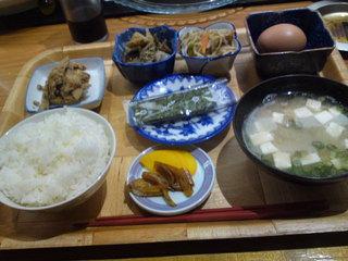ブラック - 2014/2/7朝食