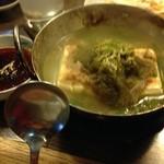 つるやII - 湯豆腐