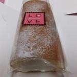 ミキサーマン - ロールケーキです