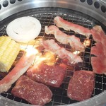 24164174 - 肉各種