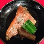 まるふく - 金目鯛煮付け 680円