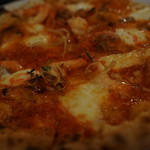 道産小麦のパスタ屋さん ミールラウンジ - エビモッツレラトマトソース