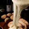 バルコ札幌 - 料理写真:ジャガイモとチーズのアリゴ(冬)