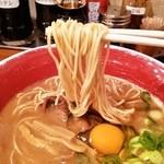 麺王 - 麺アップ