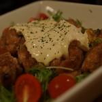 煮込みと惣菜 かん乃 - チキン南蛮