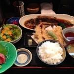 24169377 - 煮魚定食¥1000