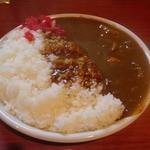 なんちゃんラーメン - 限定:牛すじカレーライス