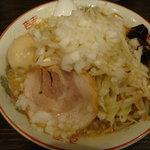 るどるふ - ら~麺+味玉