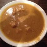 印度家 - ココナッツカレー(甘口) チキン