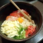 道とん堀 - トマチー焼き