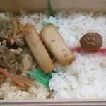 亀戸升本すずしろ庵 - あさり飯と白米の2種