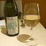 24174982 - グラスの白ワイン(2013.12)
