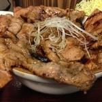 24175102 - 豚丼セット(松) ¥1280