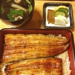 鰻はし本 - ランチ限定うな重☻                             @¥2,900