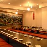 中華料理 萬珍館 - ゆったり3F席は大宴会場です♪