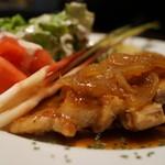 24175979 - 豚の生姜焼き(霧島豚)¥1,200-