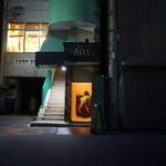 カナヤマ エイティーズ - ボォッと怪しい入口