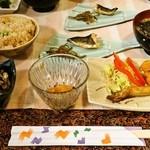 鳴門 - 2014/02/10  本日のランチ 650円