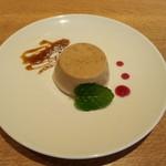 ダイニング・カフェ アレッタ - オレンジペコのムース