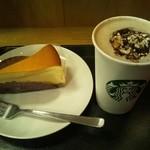 スターバックス・コーヒー - ニューヨークチーズケーキ