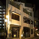 エム ハウス - 恵比寿ガーデンプレイスのヒルサイドに佇む、レトロモダンなビル「M HOUSE (エムハウス) 」