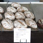 ポーズパン - 店内のパン(ノッチョーラ)