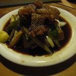 岸田屋 - 肉豆腐
