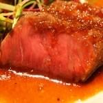 いせもん本店 - 三段弁当ランチ(神路山弁当) 松坂牛ミニステーキ
