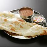 ターリー屋 - インドカレー定食