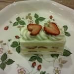 ル グリニョタージュ - ☆2014.2訪問♪ショートケーキ☆