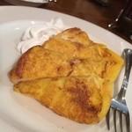 カフェドペリーヌ - フレンチトースト