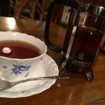 カフェドペリーヌ - 紅茶(ダージリン)