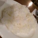 カフェドペリーヌ - 日替わりセットのご飯