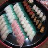 玄海 - 料理写真:上寿司盛り合わせです。にぎりと軍艦で、巻物などは全くなし。トロも入っていて言うことなしです。