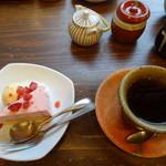 エンヤキッチン - 紅茶とデザート(2日目)