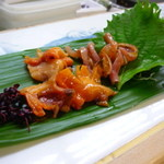 市松寿司 - 料理写真:赤貝