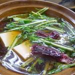 市松寿司 - ハリハリ鍋