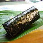 市松寿司 - 新香巻