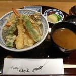 24184630 - 季節のお薦め天丼¥3,150