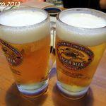 てんやわんや - 生ビール