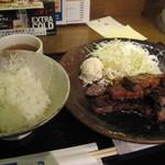 魚貝バル 弐番 - 牛ロースステーキ・レギュラー